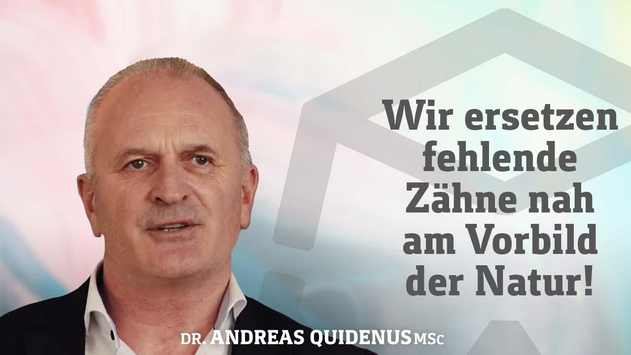 Patient berichtet über positive Erfahrungen mit Zahnimplantaten aus Wien.